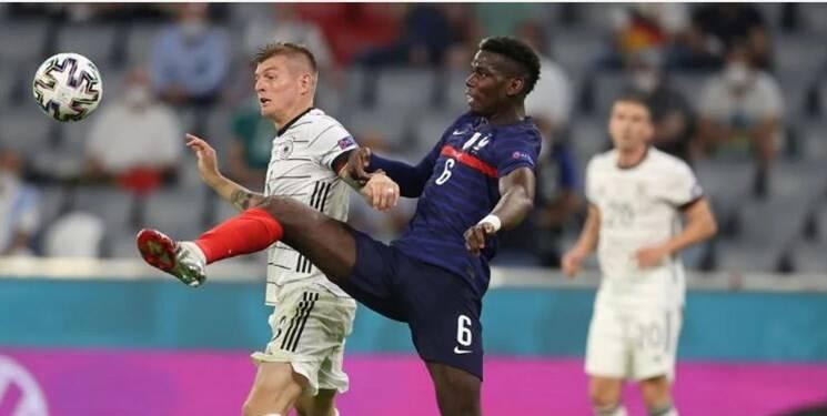 فیلم/ خلاصه بازی فرانسه 1 - آلمان 0