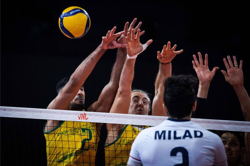 دلایل «نوسان»تیم ملی والیبال در لیگ ملتها/شکستها شیرین میشوند؟