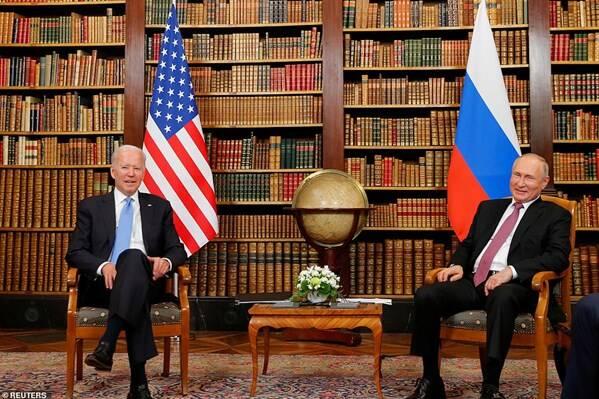 آغاز نشست دوم سران آمریکا و روسیه +عکس