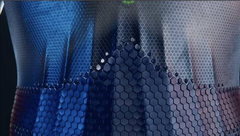 طرح اولیه هوشمندانهترین لباس شنای دنیا رونمایی شد +عکس