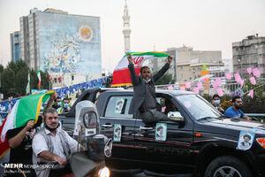 عکس/ آخرین ساعات تبلیغات انتخابات در تهران