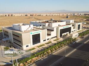 عکس/ افتتاح بیمارستان تخصصی «مادر» در قم