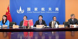 ساخت ایستگاه تحقیقاتی مشترک چین و روسیه در کره ماه عملیاتی میشود