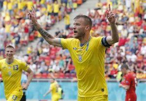 اوکراین برنده تقابل جذاب با مقدونیه شمالی