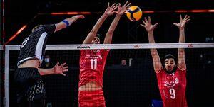 بروزرسانی| لیگ ملتهای والیبال| نبرد ایران و اسلوونی به تساوی کشیده شد