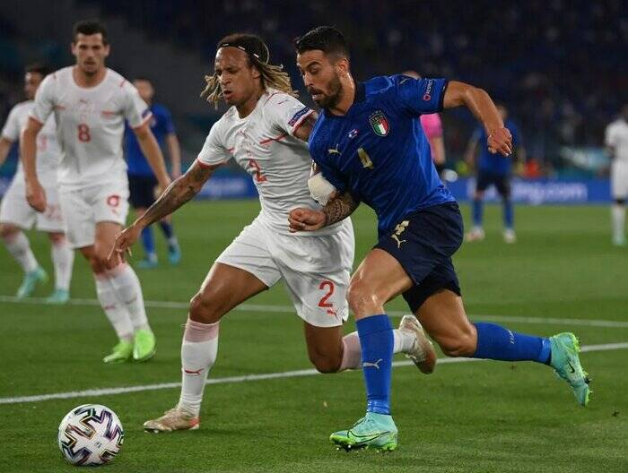 صعود ایتالیا به مرحله حذفی؛ جذابِ مدعی