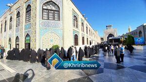 مردم مشهد