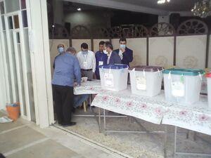 غوغای مردم کرمان در ساعات اولیه اخذ رای