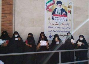 آغاز انتخابات ریاست جمهوری ایران در افغانستان