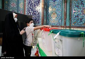 فیلم/ روز با شکوه انتخاباتی در حسینیه ارشاد