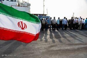 عکس/ سنگ تمام مردم ایران پای صندوقهای رای