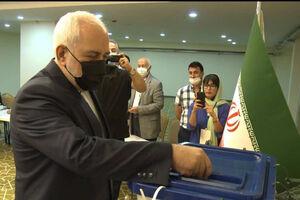 فیلم/ ظریف: صندوق رای، بهترین جا برای تعیین سرنوشت
