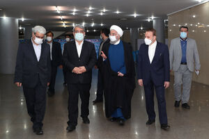 روحانی میذاره منتخب امروز بیشتر از اون رای بیاره؟