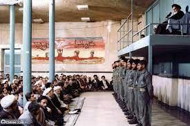 ماجرای یک قاب عکس در حسینیه جماران+ عکس