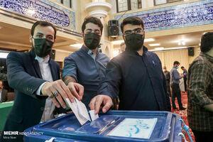 انتخابات تا ساعت ۲۱ تمدید شد