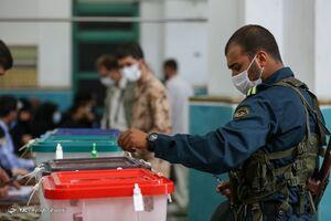 رای دادن نیروی امنیتی
