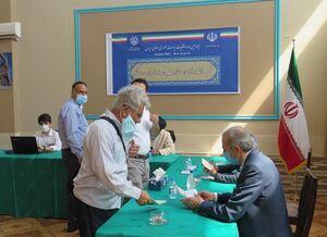 روند اخذ رای در حوزه انتخاباتی باکو بار دیگر تمدید شد