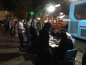 عکس/ موج دوم حضور مردم پای صندوقهای رای