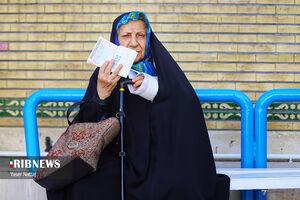 جشن انتخابات ۱۴۰۰ در بابلسر و بردسکن