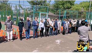 حضور حماسی ایرانیان مقیم روسیه در انتخابات ریاست جمهوری