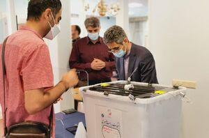 حضور ایرانیان مقیم هلند در انتخابات ریاست جمهوری