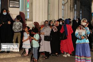 تاکنون ۸۵. ۵۲ درصد مردم گیلان در انتخابات ریاست جمهوری مشارکت کردند