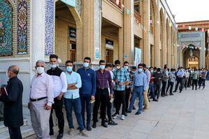 """تودهنی ملت به توطئه """"تحریم خاموش انتخابات""""/ نقش مجلس جهادی در افزایش مشارکت مردم"""
