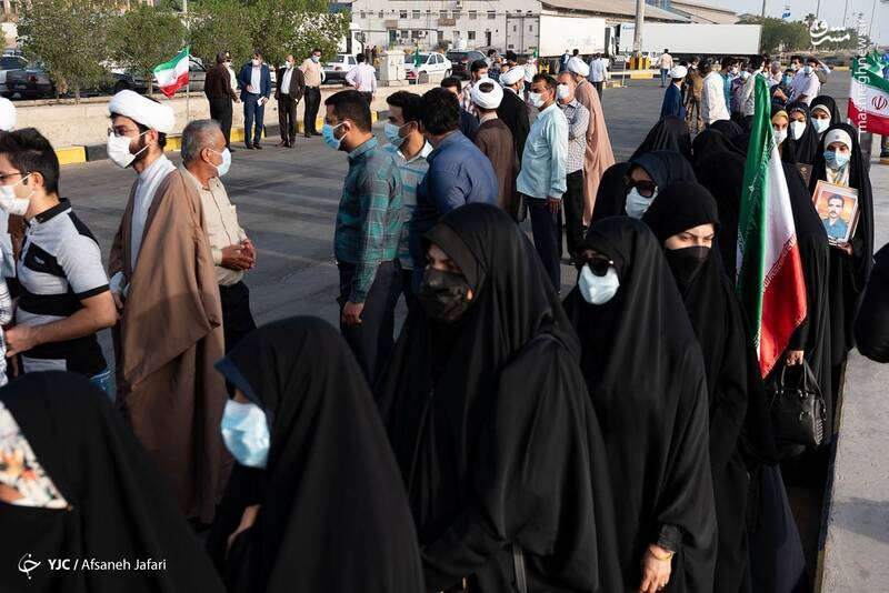 انتخابات ۱۴۰۰ - بوشهر