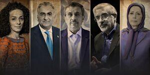 پاسخ دندان شکن مردم به احمدی نژاد و موسوی +فیلم