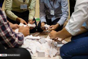 اولین تصاویر از شمارش آرا انتخابات ۱۴۰۰