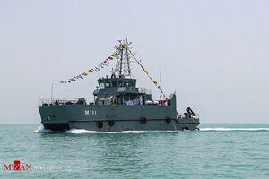 مأموریت ناو مین شکار «شاهین» پاکسازی دریاهای تحت حاکمیت ایران از مینهاست