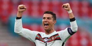 رونالدو به دنبال شکستن طلسم مقابل آلمان +عکس