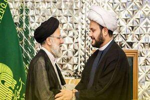 «اکرم الکعبی»پیروزی «رئیسی» در انتخابات ریاست جمهوری را تبریک گفت