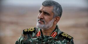 سردار حاجیزاده: موشک امروز ما آرای مردم است