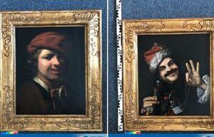 نقاشی های میلیون دلاری در سطل زباله! +عکس