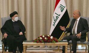 گفتوگوی تلفنی برهم صالح با حجت الاسلام رئیسی