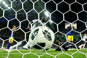 برد پرگل آلمان برابر پرتغال/ رونالدو به دو قدمی دایی رسید