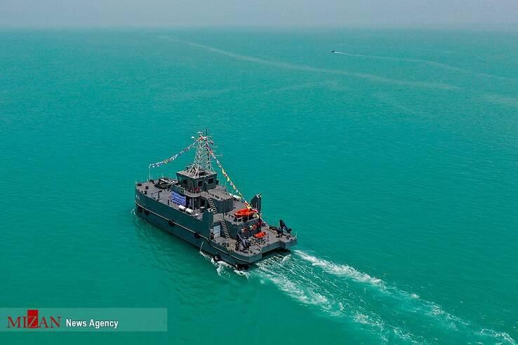 معاون هماهنگ کننده آجا: ناو مین شکار «شاهین»، مأموریت پاکسازی دریاهای تحت حاکمیت ایران را دارد