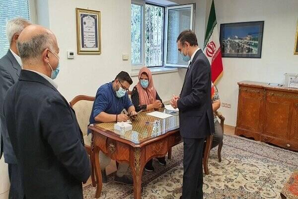 حضور پررنگ ایرانیان حاضر در اروپا در انتخابات ریاست جمهوری