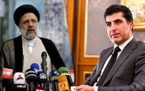 رئیس اقلیم کردستان پیروزی رئیسی را تبریک گفت