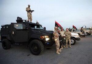 """شبه نظامیان """"حفتر"""" مرزهای لیبی و الجزایر را بستند"""