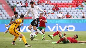 فیلم/ خلاصه بازی پرتغال ۲ - آلمان ۴
