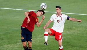 اسپانیا و لهستان