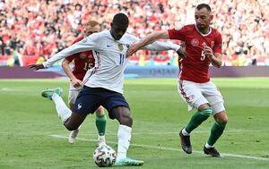 فیلم/ خلاصه بازی مجارستان ۱ - فرانسه ۱