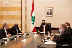 دیدار مسئول سیاست خارجی اتحادیه اروپا با مقامهای ارشد لبنان