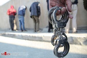 نوع جرائم در مناطق گوناگون تهران متفاوت است
