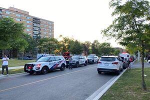 زخمی شدن سه کودک بر اثر تیراندازی در تورنتو کانادا