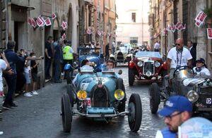 عکس/ رالی خودروهای قدیمی و کلاسیک