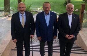 عکس/ آغاز نشست سهجانبه ایران، ترکیه و افغانستان