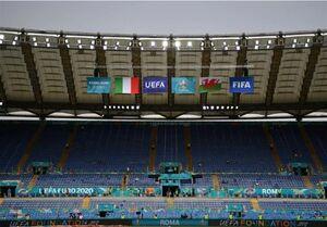 ترکیب تیمهای ملی ایتالیا و ولز مشخص شد